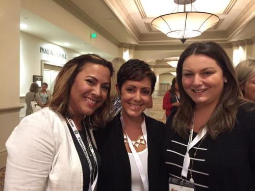 Brand Ambassadors Unite! Wanda, Shaina, Moi