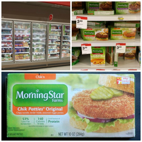 MorningStar Farms Collage
