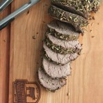 Fennel and Herb Crusted Beef Tenderloin for #SundaySupper #RoastPerfect