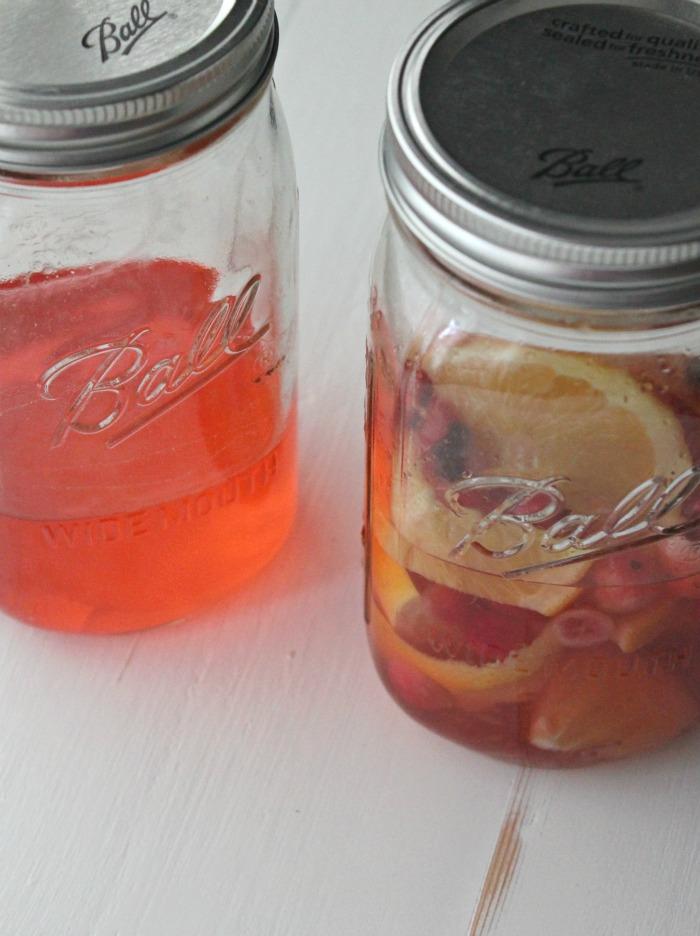 infusing vodka