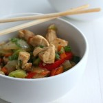 Chicken Teriyaki Stir-Fry