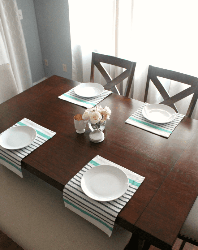 dining room reveal | casadecrews.com