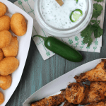 Jalapeno Ranch Dip [low carb]