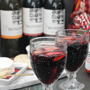 Red Winter Sangria