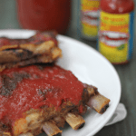 Strawberry Habanero BBQ Sauce