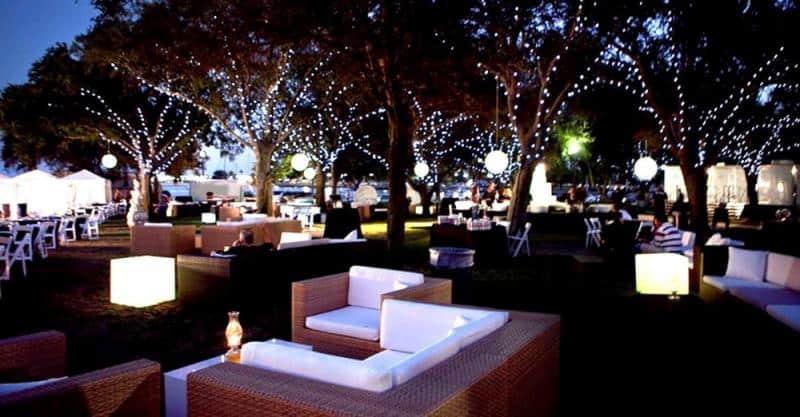 Tampa Chillounge Night at Curtis Hixon Park