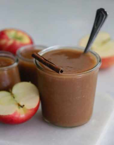 paleo apple butter
