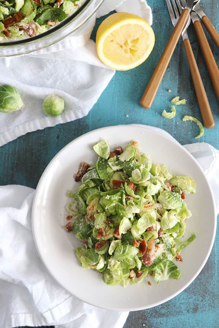 Brussel Sprout Recipes With Bacon Pan Fried