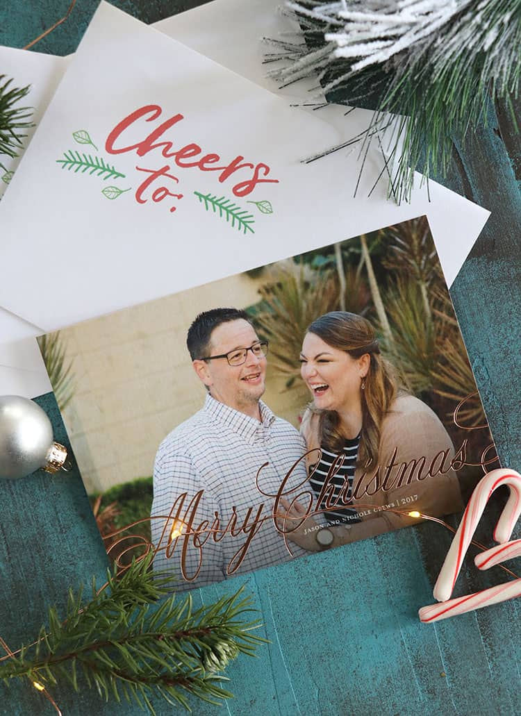 2017 Christmas Cards - Casa de Crews