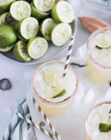 Beer Margaritas with Corona