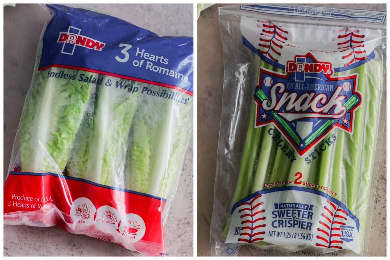 ingredients: shrimp roll lettuce cups