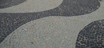 calçadão copacabana