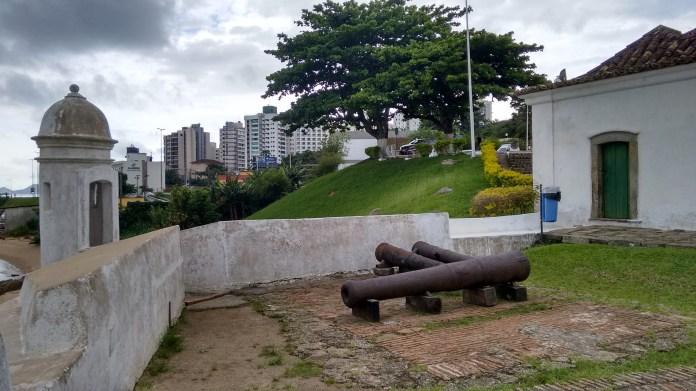Forte Santanna do Desterro Florianópolis