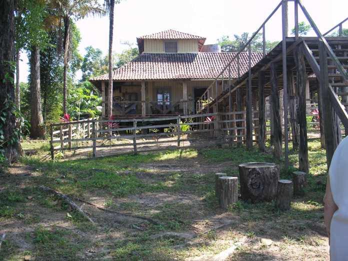 Museu Seringal Manaus