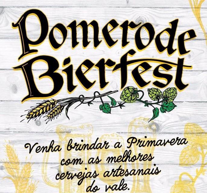 Pomerode Calendário de Eventos 2018 Bierfest