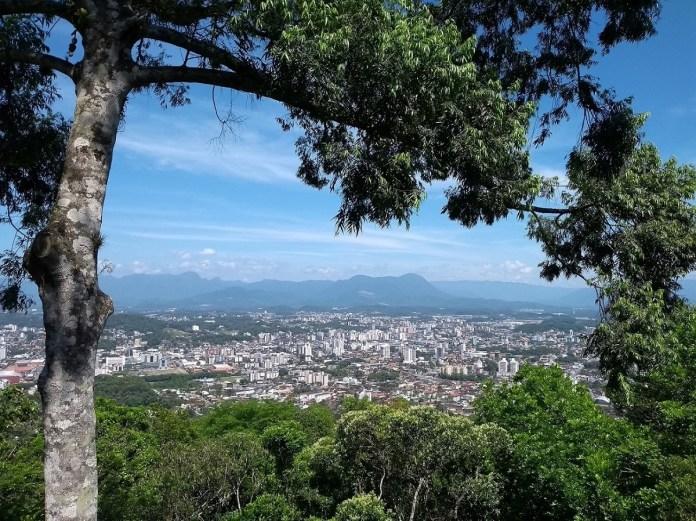 Mirante do Morro da Boa Vista Joinville