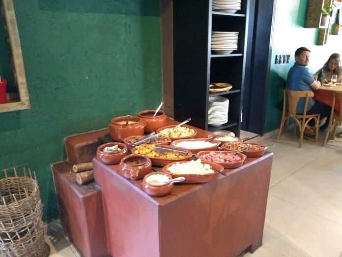 Restaurante Veneza Santa Catarina