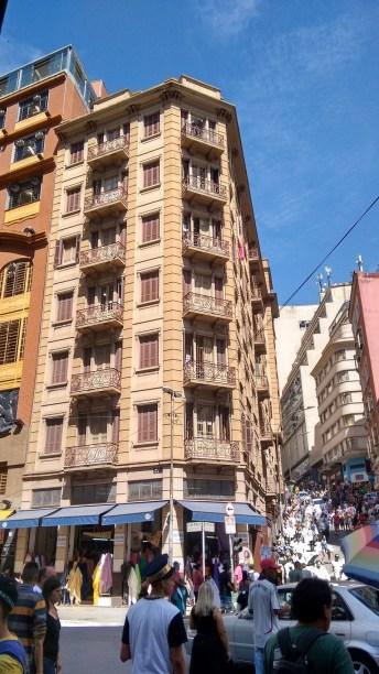 Centro Histórico de São Paulo Ladeira do Porto Geral
