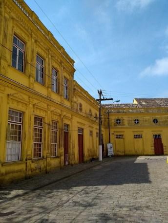 Museu Nacional do Mar Galpões Hoepke