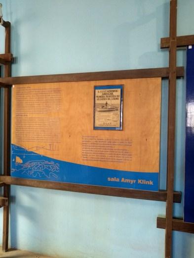 Museu Nacional do Mar Amyr Klink