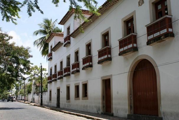 Olinda Pernambuco Palácio Episcopal