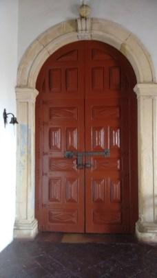 Olinda Catedral Sé Porta do Claustro