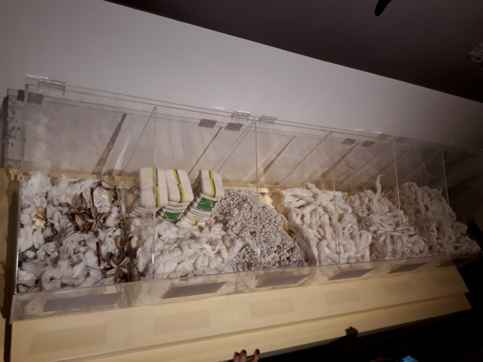 Museu Hering fases da malha