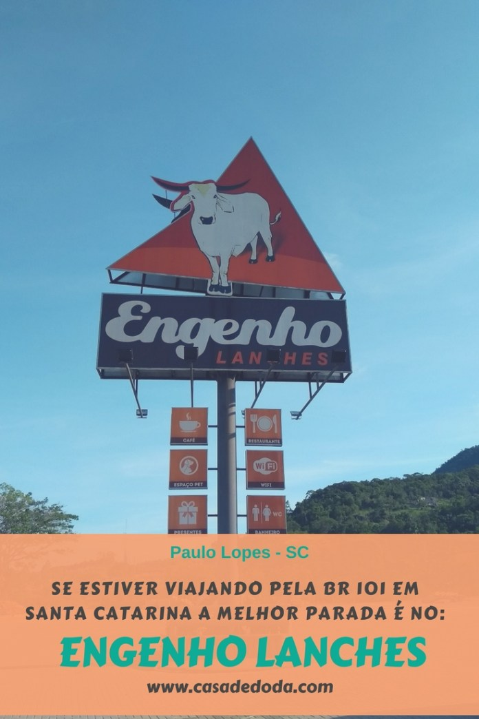 Engenho Lanches Paul Lopes SC