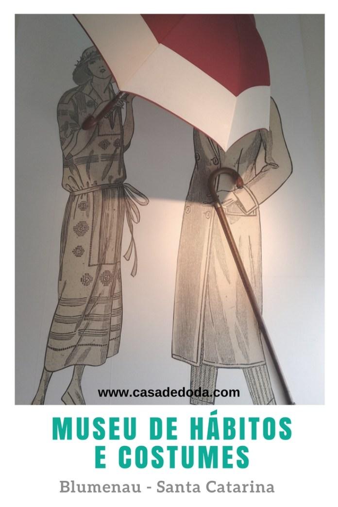 Museu de Hábitos e Costumes Blumenau
