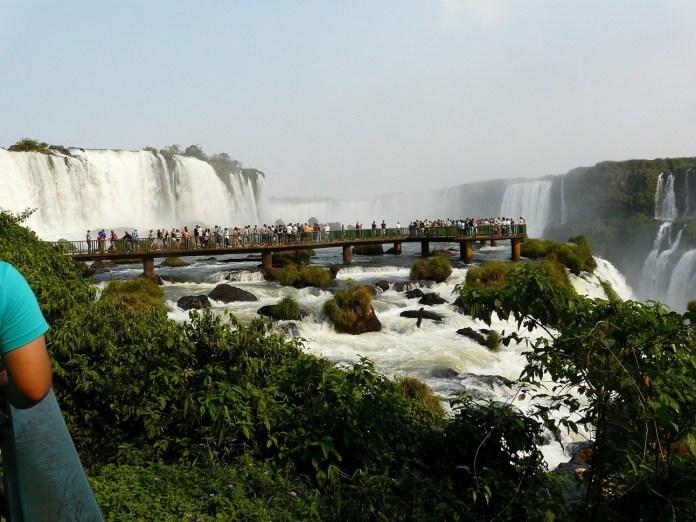 Cataratas do Iguaçu Parque Nacional do Iguaçu Garganta do Diabo