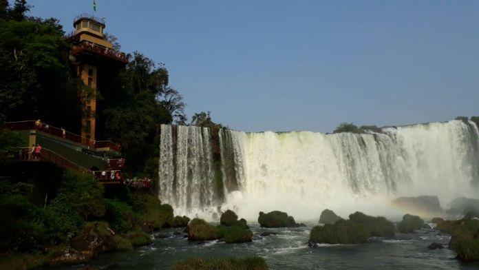 Cataratas do Iguaçu Parque Nacional do Iguaçu Espaço Naipi