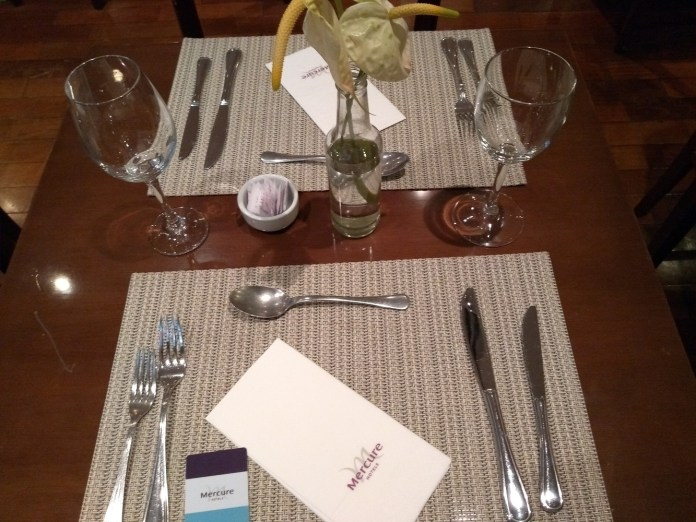 Mercure Paulista Hotel Restaurante