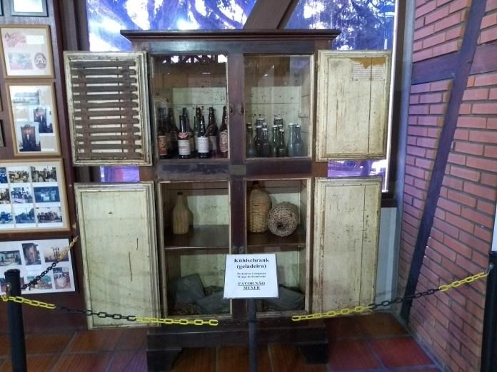 Museu da Cerveja Blumenau Geladeira