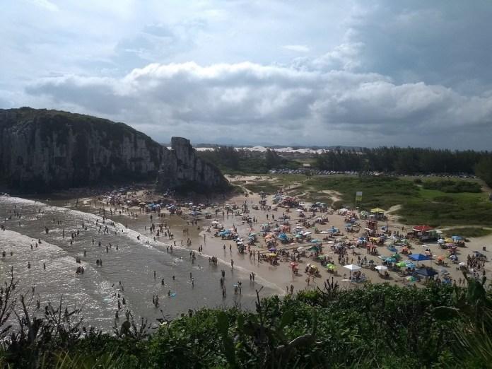Parque Estadual da Guarita em Torres RS