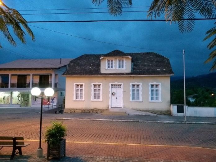 Rodeio Santa Catarina Cidade do Anjos Casario antigo