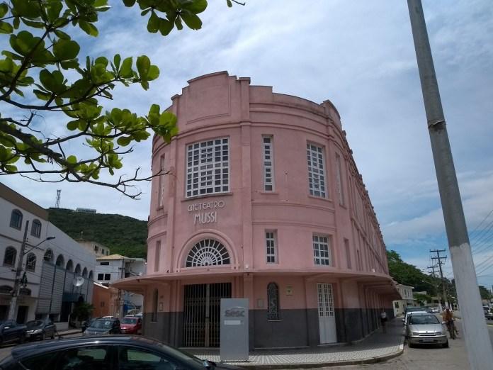 Laguna Santa Catarina Cine Teatro Mussi