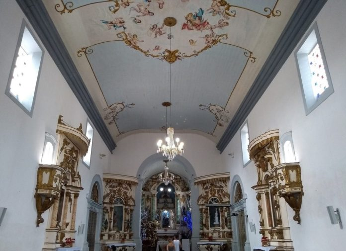 Laguna Santa Catarina Igreja Matriz
