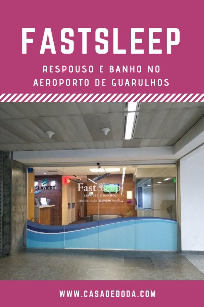 Fast Sleep Repouso e Banho em Guarulhos