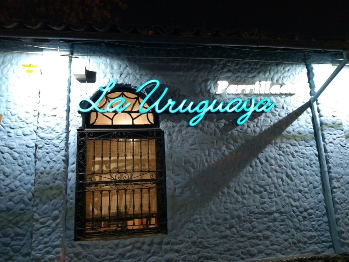 Santiago do Chile La Uruguaya