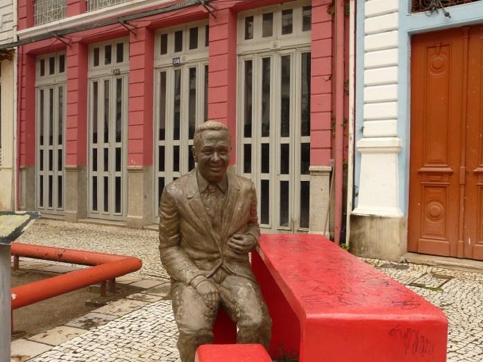 Recife a Veneza Brasileira Poeta Antonio Maria