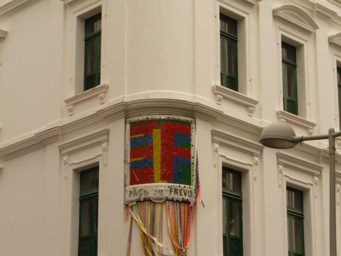 Recife a Veneza Brasileira Paço do Frevo