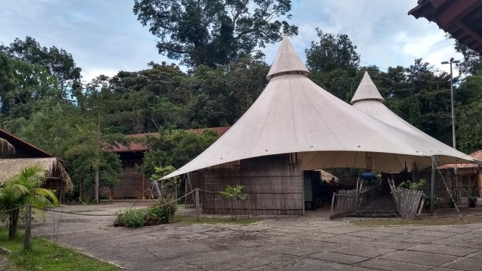 MUSA- Museu da Amazônia Manaus Recepção Bilheteria