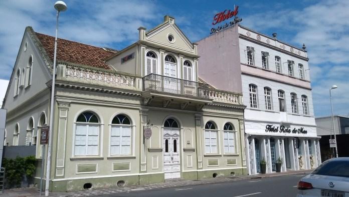 O que fazer em Itajaí Hotel Rota do Mar