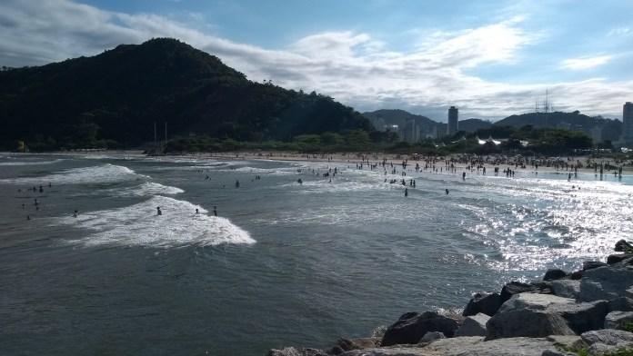 O que fazer em Itajaí Praia da Atalaia