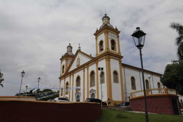 Fachada da Catedral de Manaus