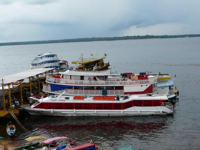 Vista para a Manaus Moderna
