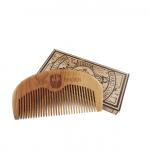 Dear Barber pente de madeira