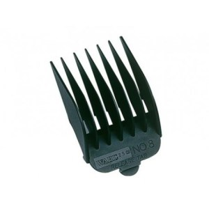 Wahl pente plástico nº8 - 25mm