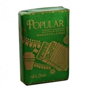 Ach Brito sabonete símbolos lusitanos - Popular 75gr