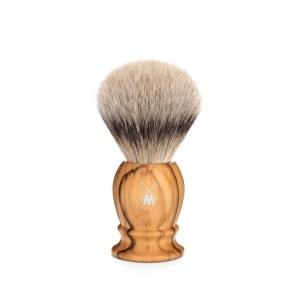 "Muhle pincel de barbear texugo ""ponta prata"""